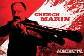 plakat MACHETE (CHEECH)