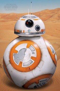 plakat STAR WARS - BB-8