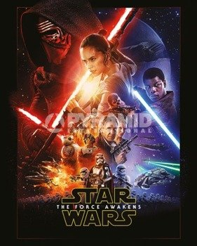 plakat STAR WARS - EPISODE VII