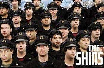 plakat THE SHINS