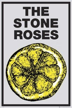 plakat THE STONE ROSES - LEMON (BRAVADO)