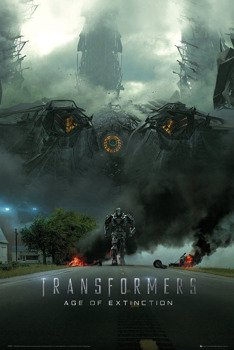 plakat TRANSFORMERS 4 - IMAX TEASER