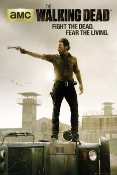 plakat WALKING DEAD - SEASON 3