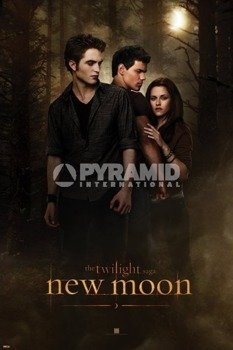 plakat ZMIERZCH - NEW MOON (ONE-SHEET)