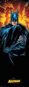 plakat na drzwi DC COMICS - JUSTICE LEAGUE BATMAN