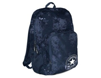 plecak CONVERSE - ALL IN  LG II NAVY WASH PRINT