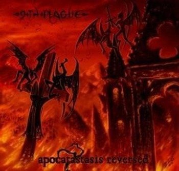 płyta CD: 9TH PLAGUE - APOCATASTASIS REVERSED (BR008)