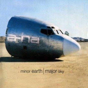płyta CD: A-HA - MINOR EARTH MAJOR SKY