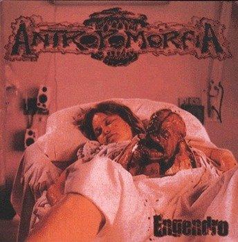 płyta CD: ANTROPOMORFIA - ENGENDRO