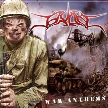 płyta CD: AXON (MEX) - WAR ANTHEMS