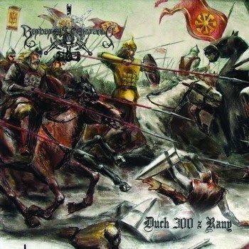 płyta CD: BARBAROUS POMERANIA - DUCH 300 Z RANY