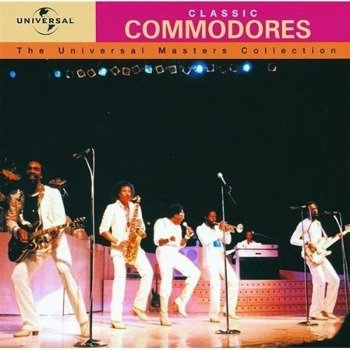 płyta CD: COMMODORES - CLASSIC: THE UNIVERSAL MASTERS COLLECTION