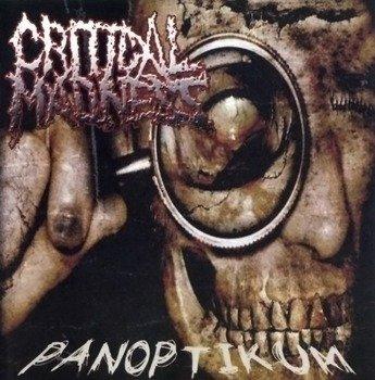 płyta CD: CRITICAL MADNESS - PANOPTIKUM
