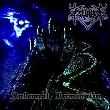 płyta CD: EZURATE - INFERNAL DOMINATIO