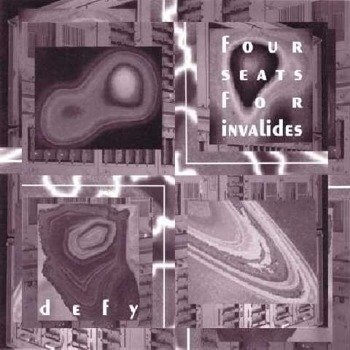 płyta CD: FOUR SEATS FOR INVALIDES - MINDFLAIR/FOUR SEATS FOR INVALIDES