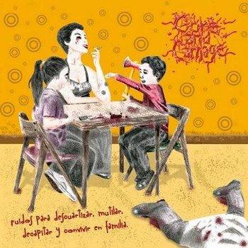płyta CD: GORE & CARNAGE - RUIDOS PARA DESCUARTIZAR