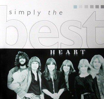 płyta CD: HEART - SIMPLY THE BEST