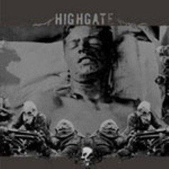 płyta CD: HIGHGATE - HIGHGATE