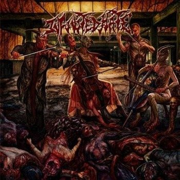 płyta CD: INFINITED HATE - ORCHESTRA OF SICKNESS