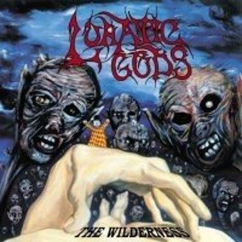 płyta CD: LUNATIC GODS - THE WILDERNESS