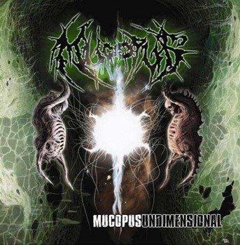 płyta CD: MUCOPUS - UNDIMENSIONAL