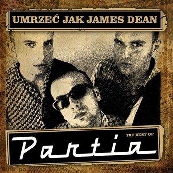 płyta CD: PARTIA - UMRZEĆ JAK JAMES DEAN