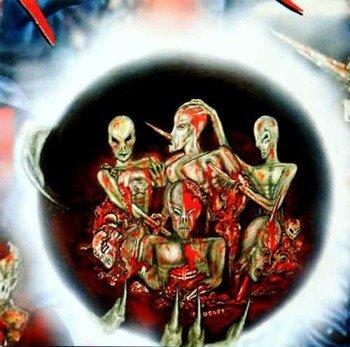 płyta CD: PROPHECY (US) - OUR DOMAIN