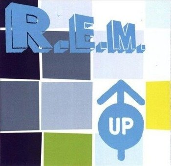 płyta CD: R.E.M. - UP