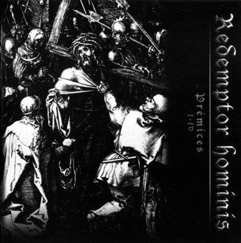 płyta CD: REDEMPTOR HOMINIS - PRÉMICES I - IV