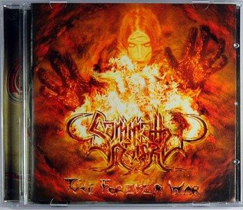 płyta CD: SAMMATH NAUR - THE FOREVER WAR (FA666 005)