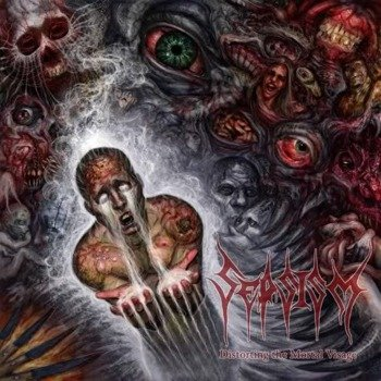 płyta CD: SEPSISM - DISTORTING THE MORTAL VISAGE
