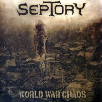 płyta CD: SEPTORY - WORLD WAR CHAOS