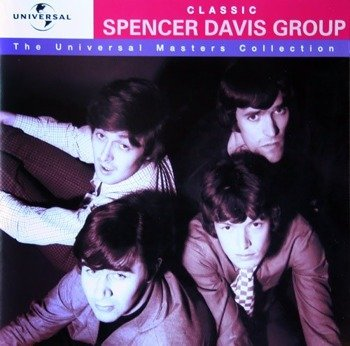 płyta CD: SPENCER DAVIS GROUP - CLASSIC: THE UNIVERSAL MASTERS COLLECTION
