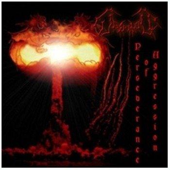 płyta CD: WARKULT - PERSEVERANCE OF AGGRESSION