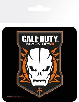 podkładka pod kubek CALL OF DUTY BLACK OPS III - EMBLEM