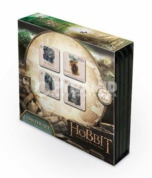 podkładka pod kubek THE HOBBIT - THE BATTLE OF FIVE ARMIES 4 szt
