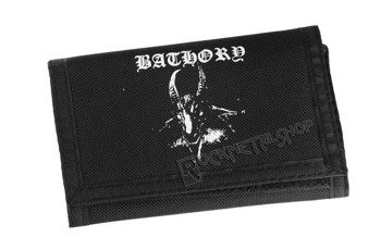 portfel BATHORY - GOAT