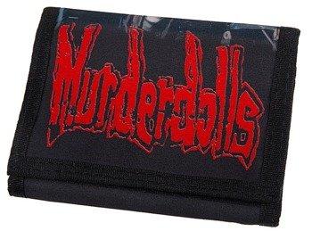 portfel MURDERDOLLS- BAND (offset)