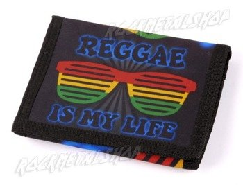 portfel REGGAE IS MY LIFE