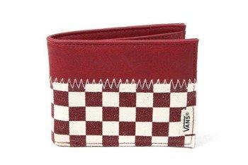 portfel VANS - DOHENY REINVENT RED