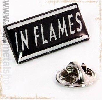 przypinka IN FLAMES