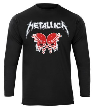 przypinka METALLICA - CRASH COURSE