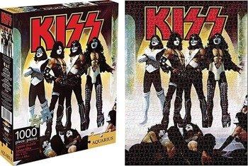 puzzle KISS - LOVE GUN, 1000 szt