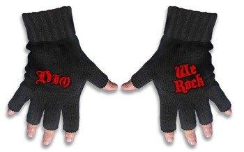 rękawiczki DIO - LOGO & WE ROCK