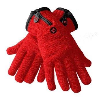 rękawiczki zimowe THINSULATE - RED