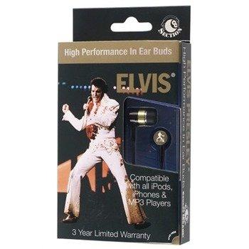 słuchawki ELVIS PRESLEY - BLACK