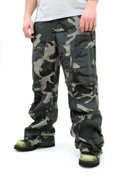 spodnie INFANTRY CARGO NIGHTCAMO