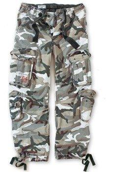 spodnie bojówki AIRBORNE VINTAGE - URBAN