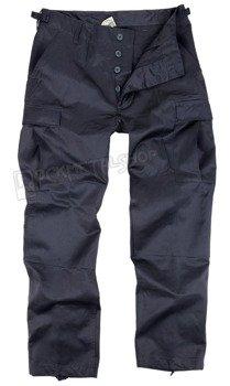 spodnie bojówki US FELDHOSE TYP BDU DK.BLAU