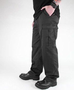 spodnie bojówki US RANGER HOSE TYP BDU SCHWARZ